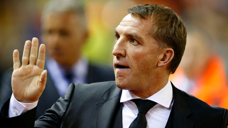 Brendan Rodgers says he knows he must get results