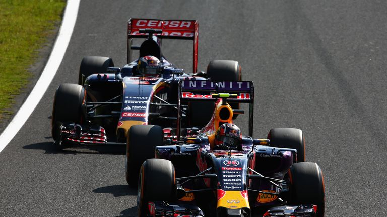 Red Bull endured a race to forget last time out in Japan