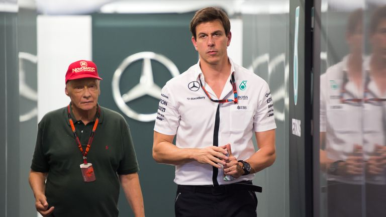Mercedes will supply Manor, Force India and Williams in 2016