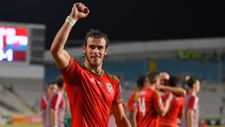 Gareth Bale will be pivotal to Wales as they look to qualify against Bosnia