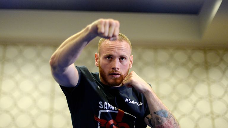 Groves believes he will finally realise his world title dream in 2016