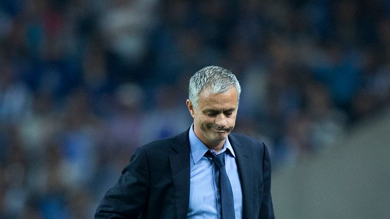 Mourinho has often seemed to struggle during his third seasons at clubs