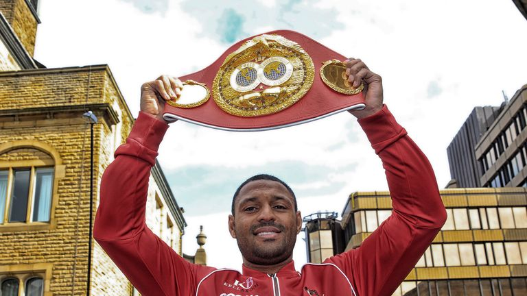 Kell Brook has sided with his fellow world champion