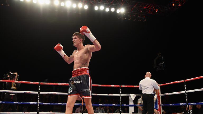 Luke Campbell will return to action against Gary Sykes