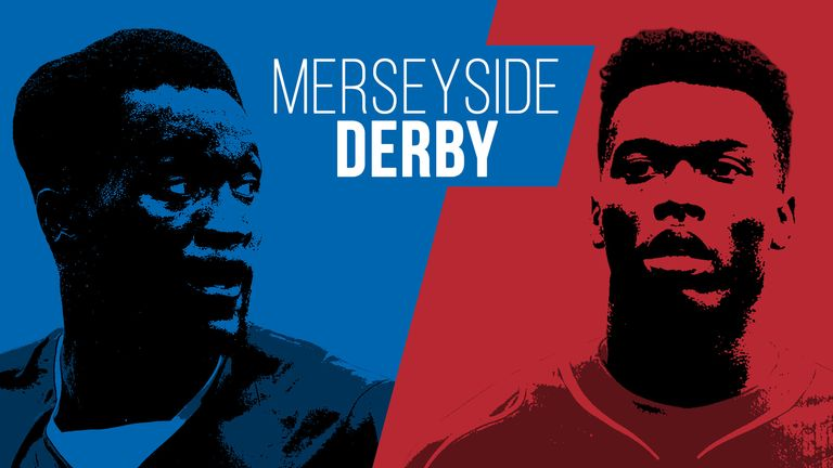 Who will be the game's decisive figure in Sunday's Merseyside derby?