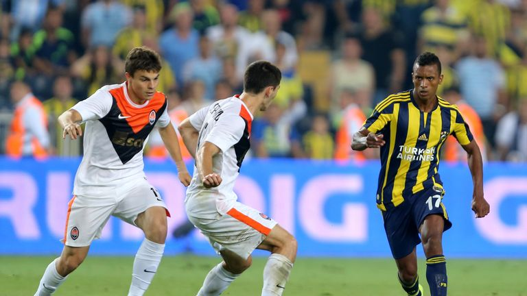 Nani desperate to boost Fenerbahce's hopes in the Europa League