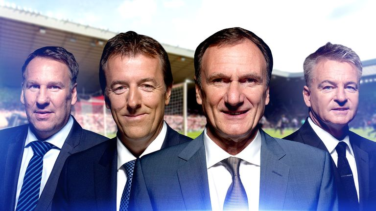 Soccer Saturday pundits reveal their best XIs