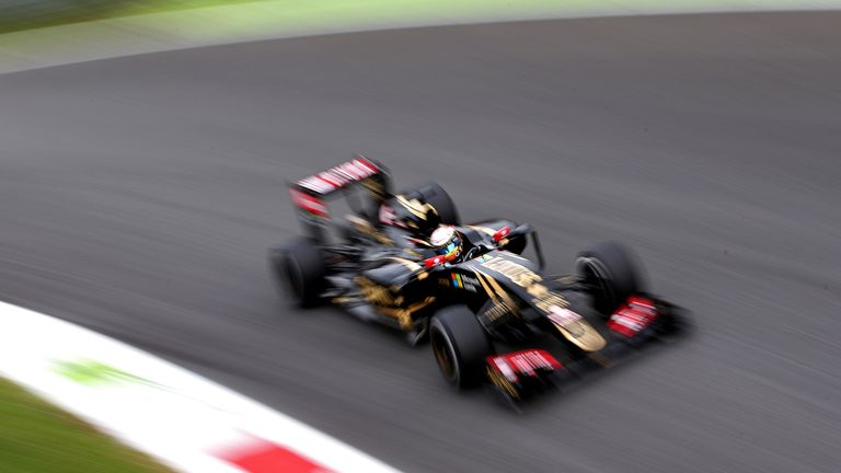 Lotus are currently discussing a takeover by Renault