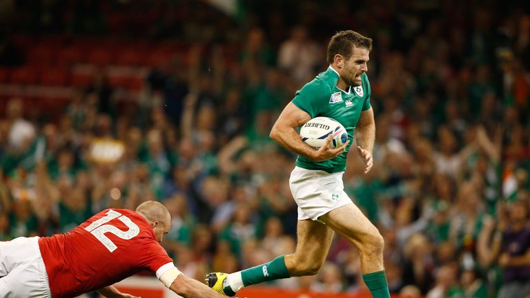 Payne has 12 caps for Ireland since his 2014 debut