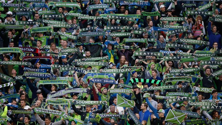 Seattle Sounders attract the most fans in the league, averaging over 40,000 fans a game
