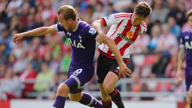 Harry Kane failed to trouble the scorers in Tottenham's win