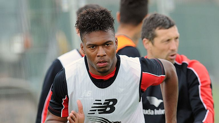 Daniel Sturridge returned to training this week after a long-term absence