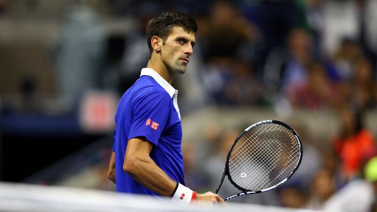 Novak Djokovic: Mental toughness got the world No 1 through