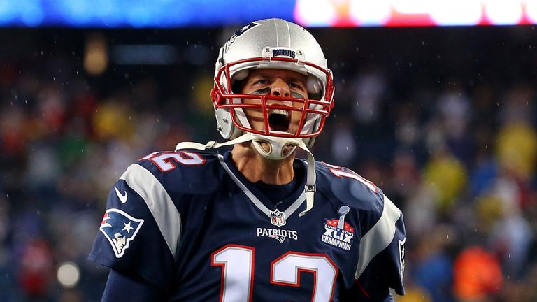 Tom Brady is a leading candidate for the NFL's MVP award