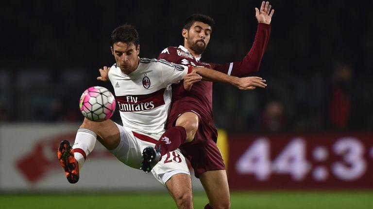 Image result for AC Milan vs Torino pic