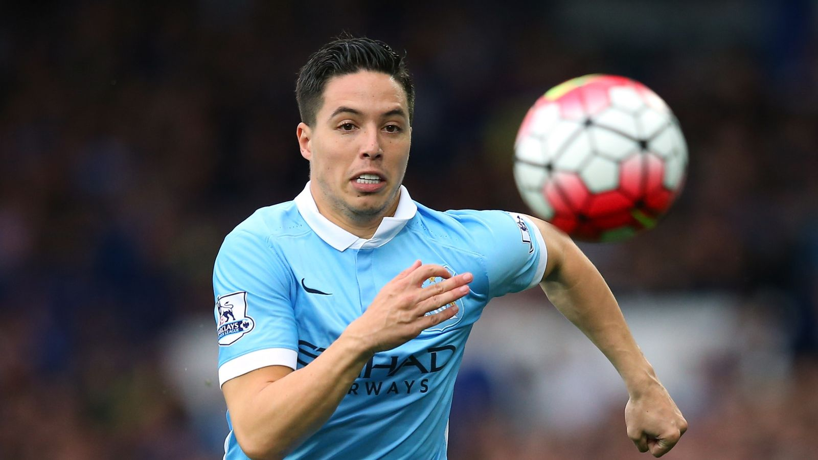 Samir Nasri could miss five months after injury setback in ...