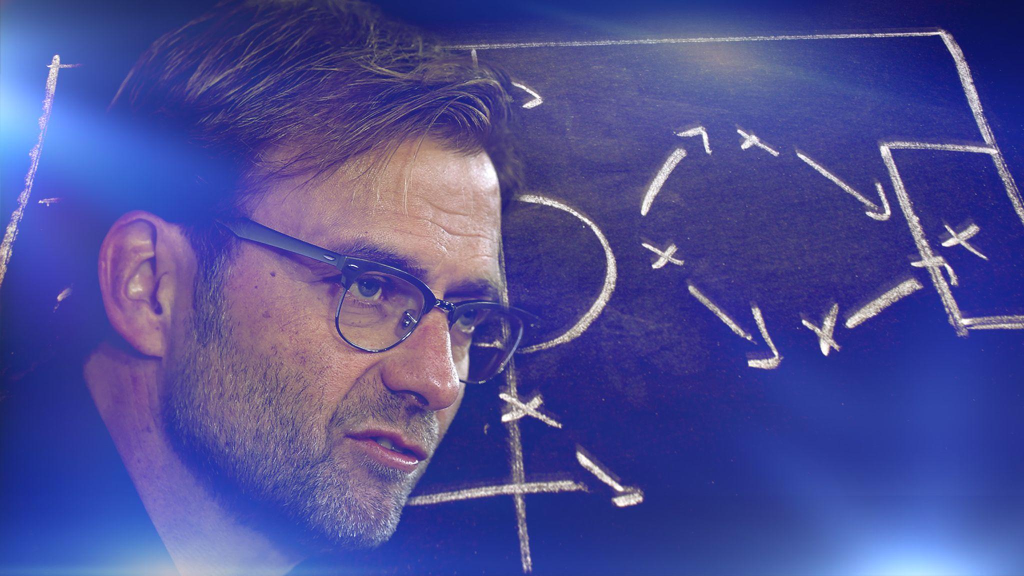 Why Jurgen Klopp's gegenpressing with Dortmund was revolutionary | Football  News | Sky Sports