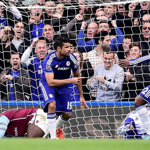 Chelsea v Villa: five things