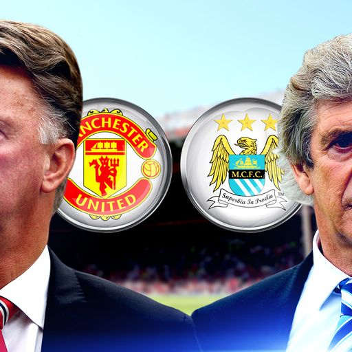 Manchester derby classics