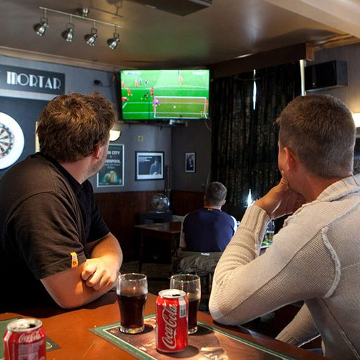 Find your nearest Sky Sports Pub