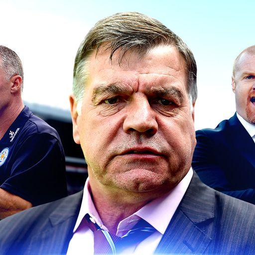 Next Sunderland boss odds