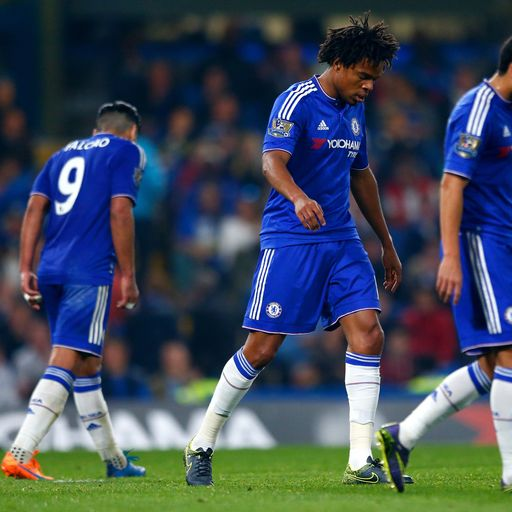 Chelsea in crisis?