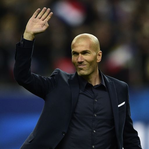 Next Real Madrid boss odds