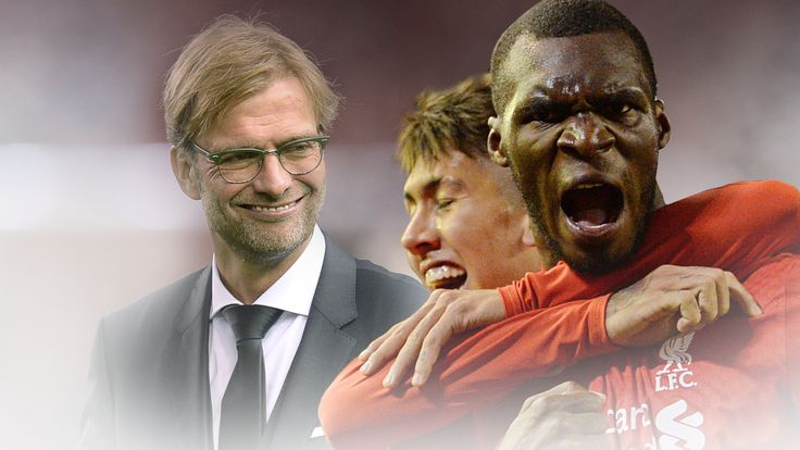 Christian Benteke's return to form is a boost for Jurgen Klopp