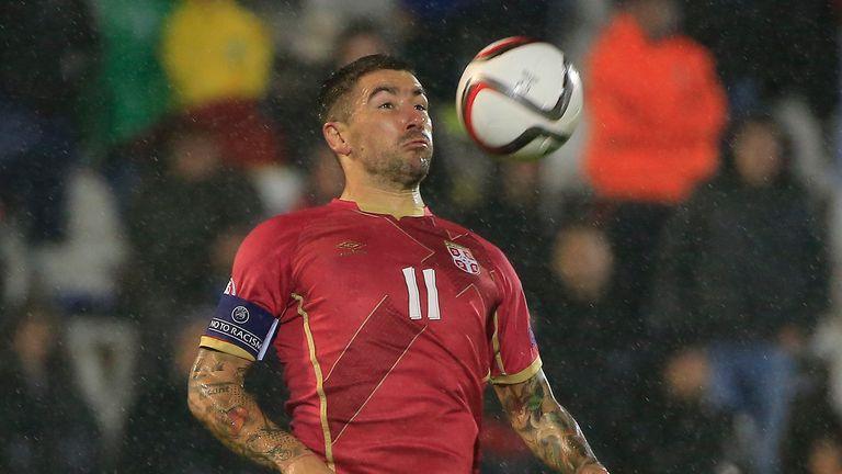 Aleksandar Kolarov could face a spell on the sidelines