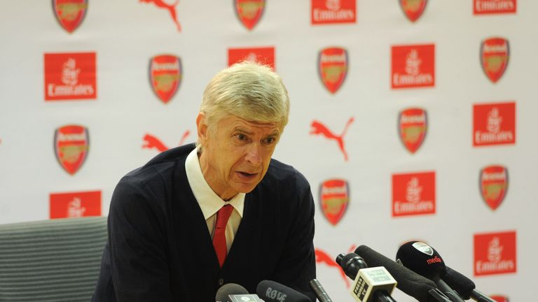 Arsene Wenger says he is determined to bring more success to Arsenal