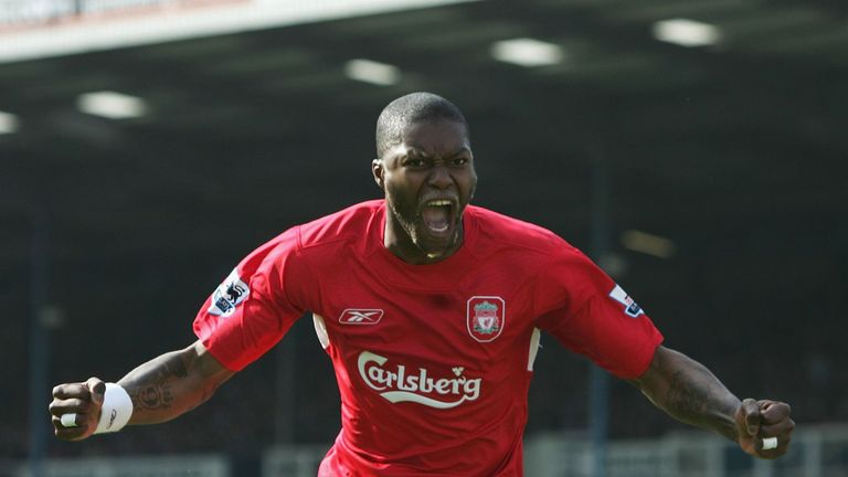 Former Liverpool striker Djibril Cisse has announced his retirement from football
