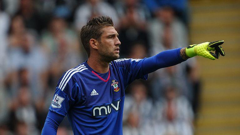 Stekelenburg played under Koeman at Southampton last season