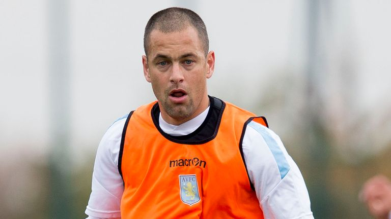 Joe Cole made his temporary move from Aston Villa last week