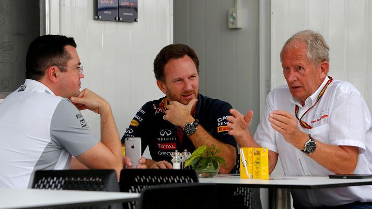Christian Horner is not ruling out Honda power for Red Bull