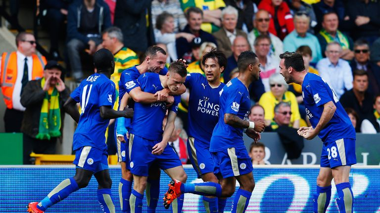 Leicester are ahead of schedule in their bid for safety