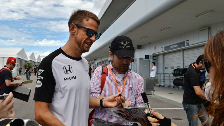 Button insists McLaren's fortunes will improve in year two of their second Honda era