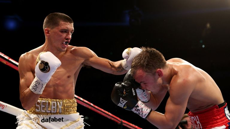 Selby took Evgeny Gradovich apart to win the IBF world title