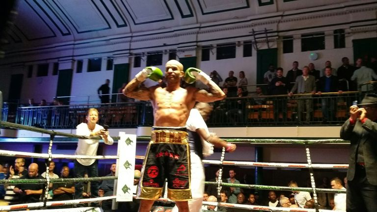 Leon McKenzie defeated John McCallum