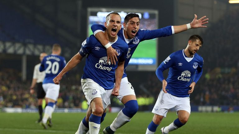 Leon Osman won the 1998 Youth Cup with Everton