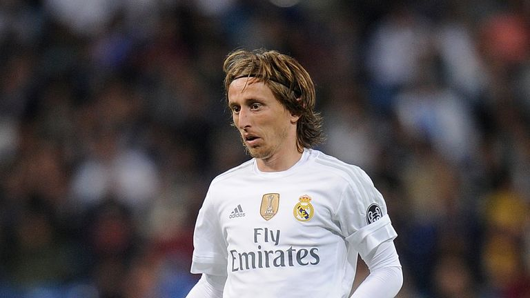 Luka Modric is regarded as one of the top midfielders in Europe
