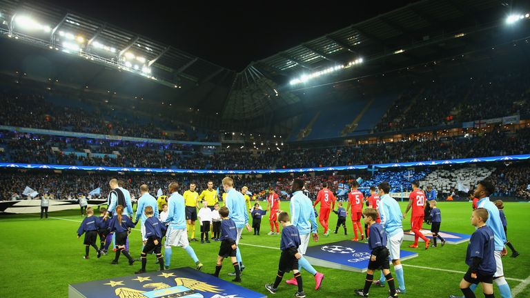 Man City have FA Cup, League Cup and Champions League commitments to juggle