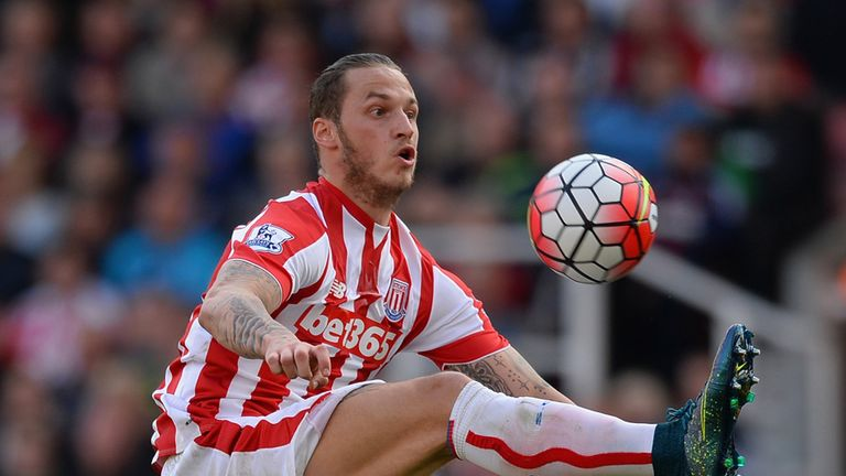 Marko Arnautovic says moving to Stoke has revived his career