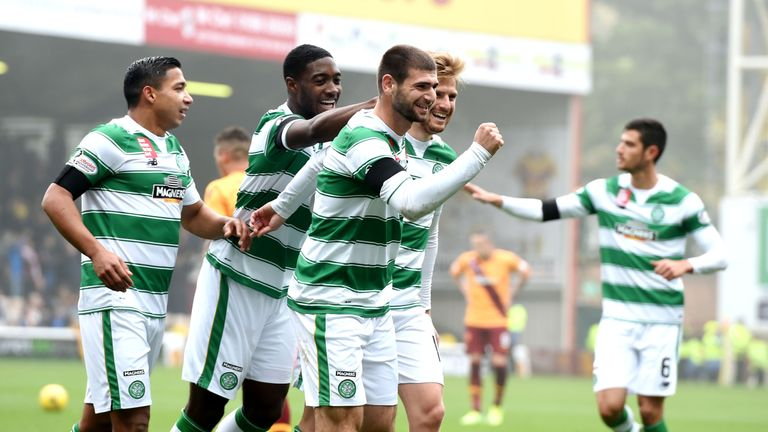 Nadir Ciftci's goal was his second since his summer move from Dundee United