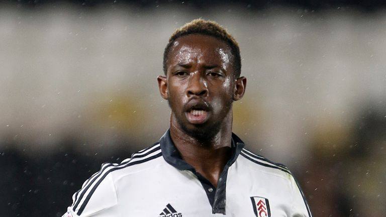 Moussa Dembele: Struck twice in handsome win for Fulham