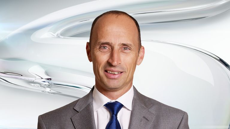 Sky Sports cricket pundit Nasser Hussain picks Klitschko