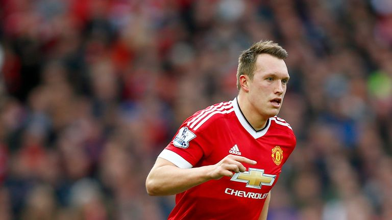 Phil Jones has seen his opportunities limited by injury