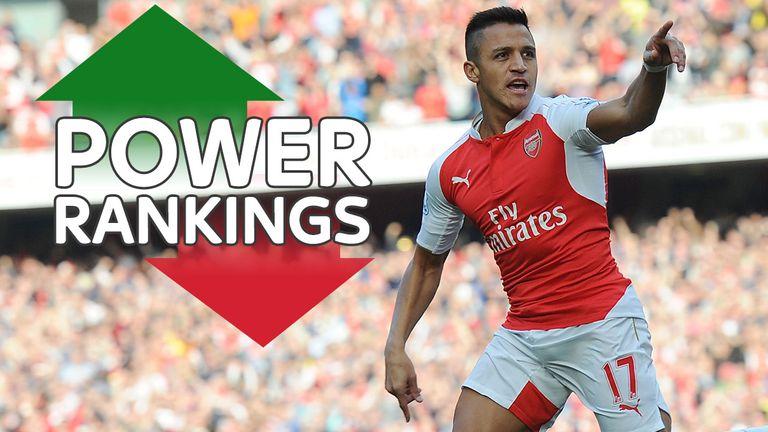 Power Rankings wee nine cover image
