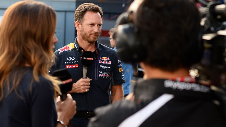 Christian Horner says Red Bull did hold talks with Volkswagen