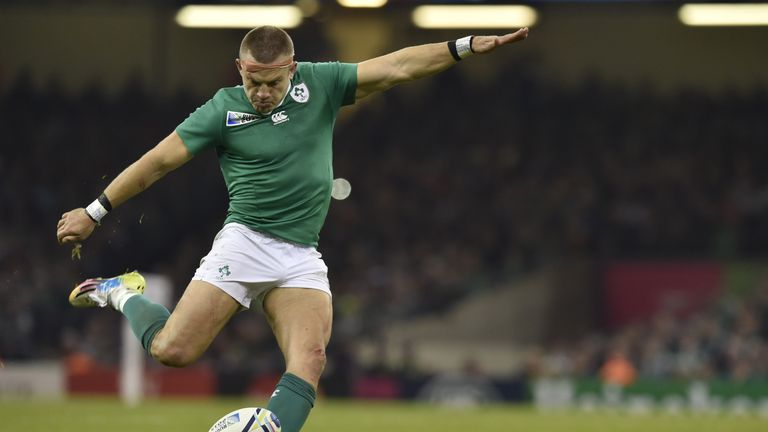 Ian Madigan kicked 10 points for Ireland as they recovered from an early Argentinian onslaught