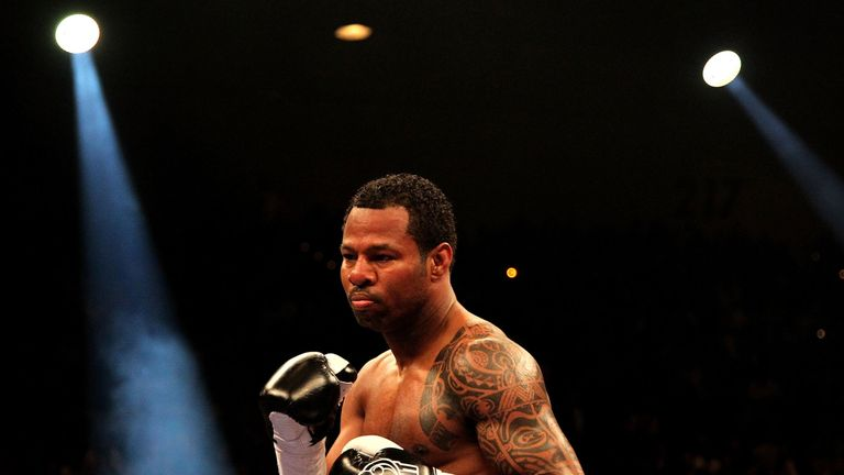 Shane Mosley failed to earn a shot at the WBA welterweight title